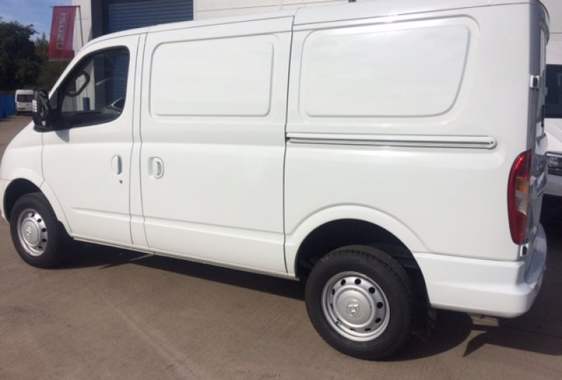 Just £799 deposit / £280 a month inclusive of VAT on the Road New  V80 SWB Low roof Panel van<