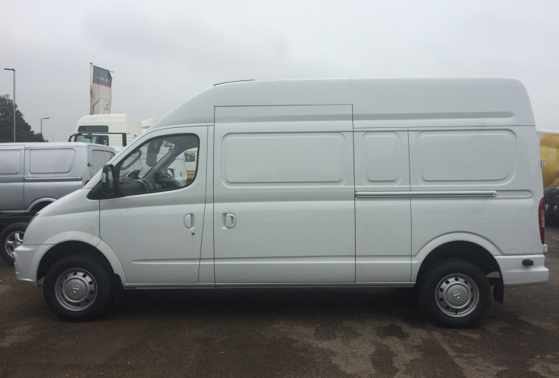 Brand New LDV V80 LWB high roof Panel van From £168 per month<